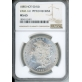 1885 $1 NGC MS65 VAM 1A1 Pitted Reverse Hot 50