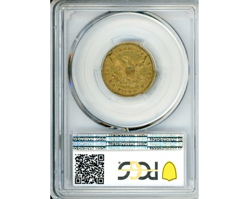 PMJ Coins 1855 O $5 PCGS XF45 CAC Fairmont Collection