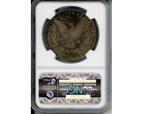 PMJ Coins 1883 S $1 NGC MS61 CAC